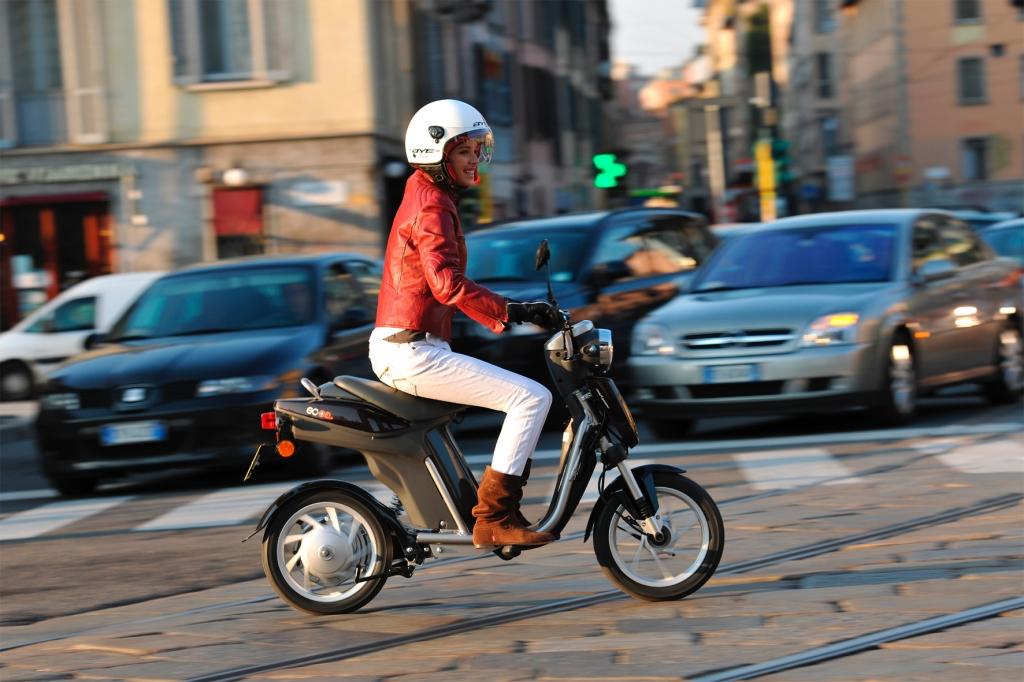 Fahrbericht E-Roller Yamaha EC-03: Surren statt Knattern