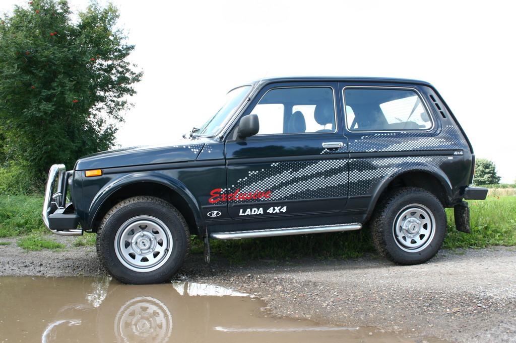 Fahrbericht Lada 4x4: Russisches Relikt