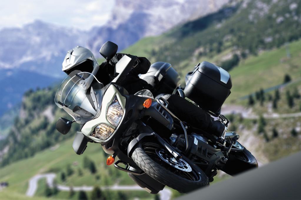 Fahrbericht Suzuki DL 650 V-Strom ABS: Flotter Stromer für alle Gelegenheiten