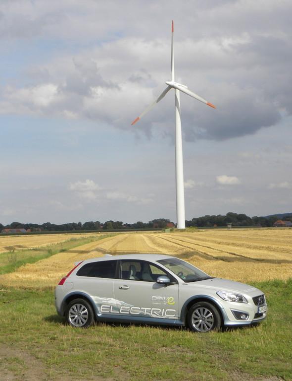 Fahrbericht Volvo C30 Electric: In Ruhe genießen