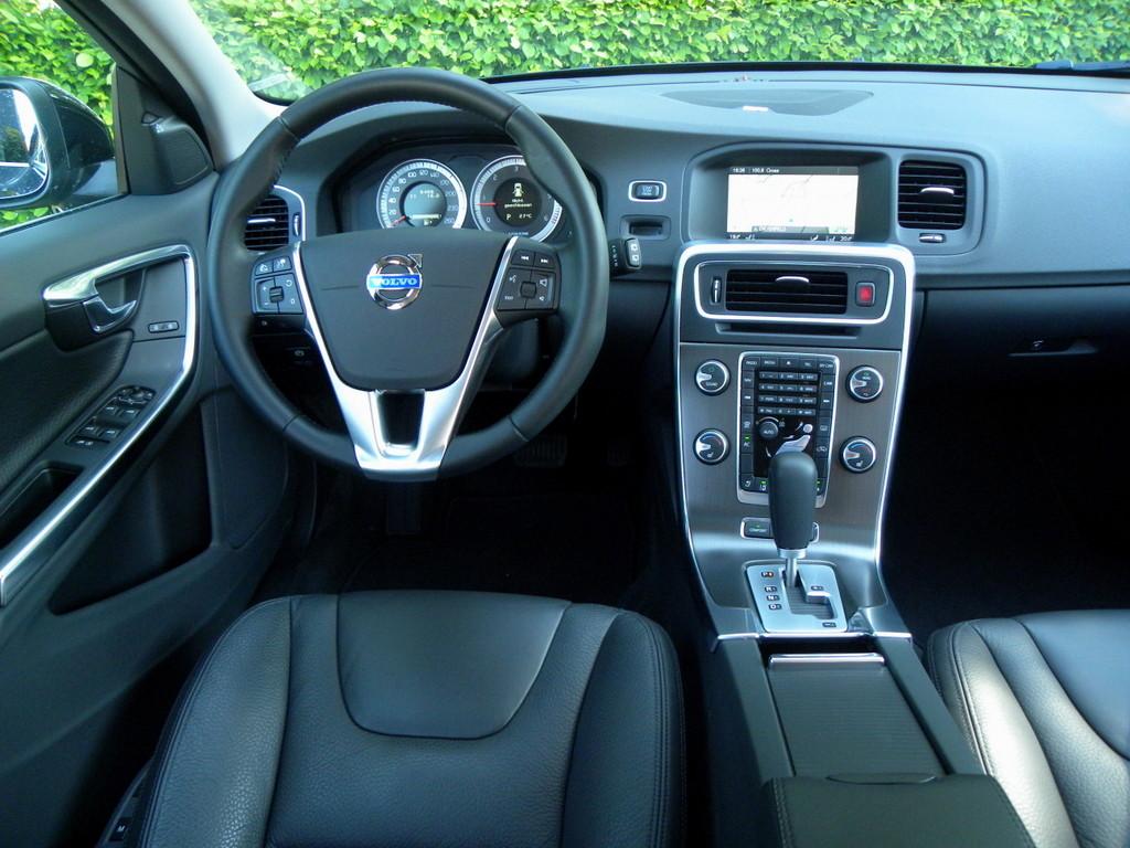 Fahrbericht Volvo V60 D5 AWD: Sanft und sportlich