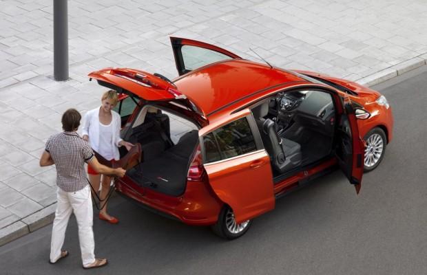 Ford B-Max - Ambitionierter Karosseriekünstler
