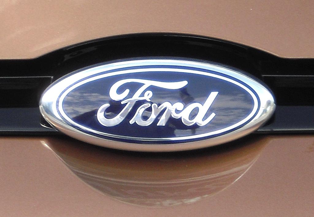 Ford B-Max: Das Markenlogo sitzt vorn unterhalb der Motorhaube.