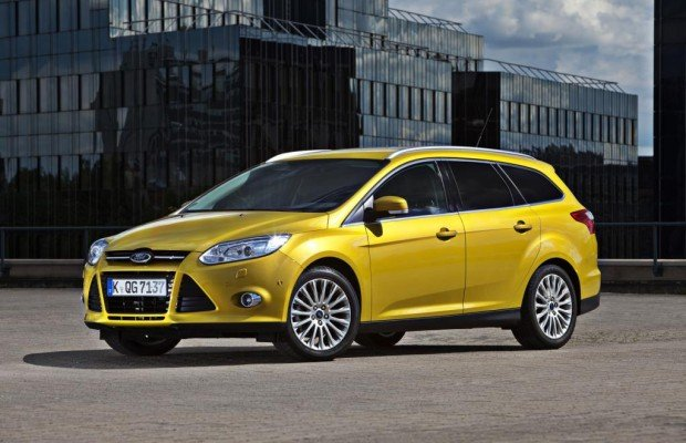 Ford Focus Turnier: Kompakter Kombi im Sportlerdress