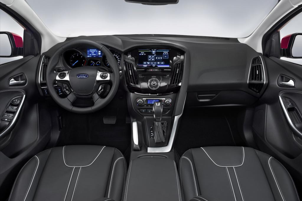 Ford Focus Turnier: Kompakter Kombi im Sportlerdress