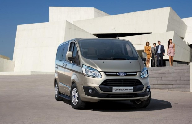 Ford Transit Custom/Tourneo Custom - Schicke Schale für den Kasten