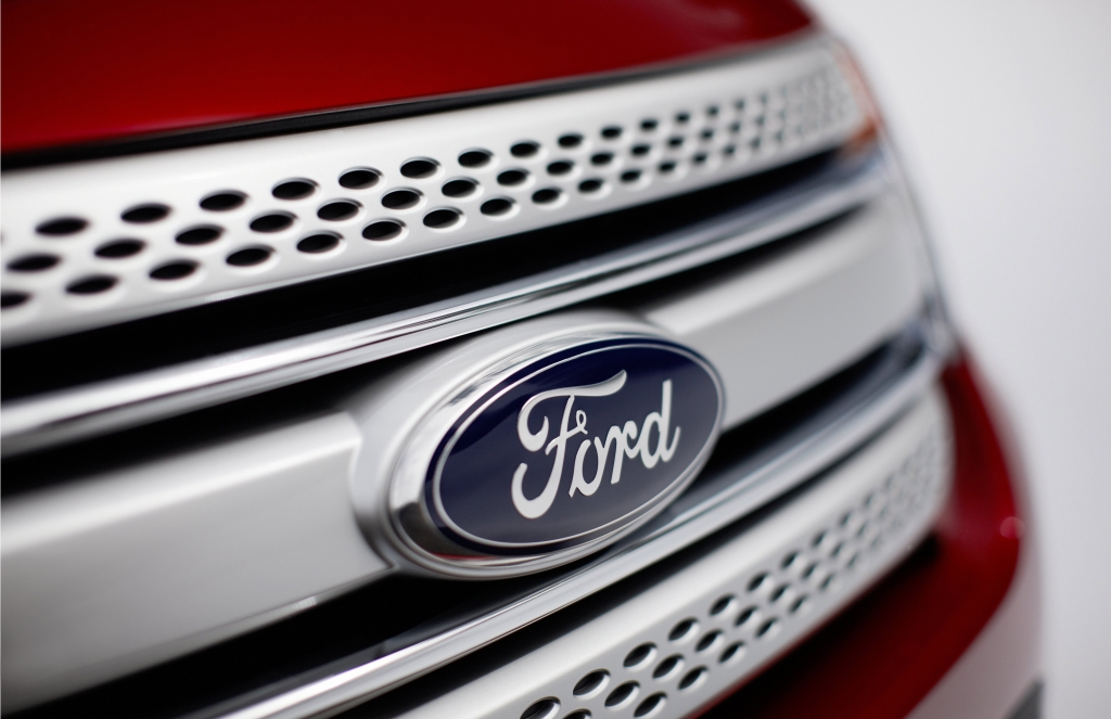 Ford führt Kinder an Technik heran