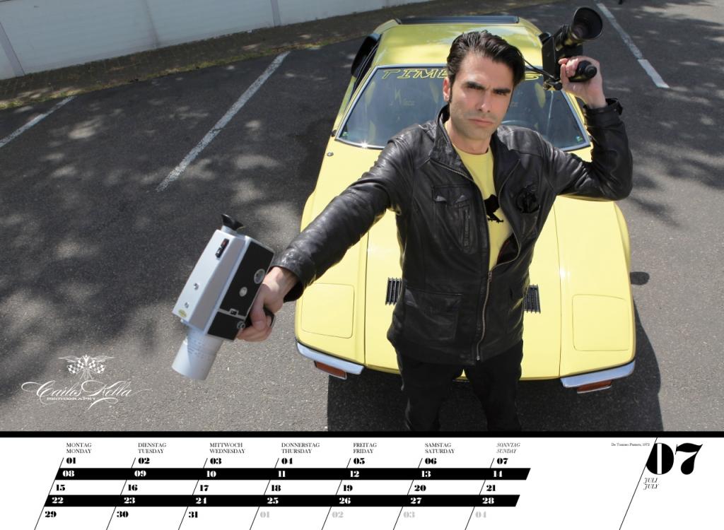 GENTS & LEGENDARY US-CARS 2013 - Monatskalender