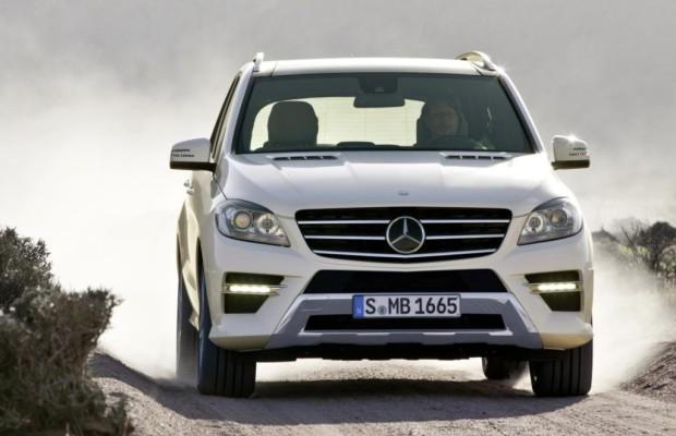 Gefahr für das Gaspedal - Daimler ruft Fußmatten zurück