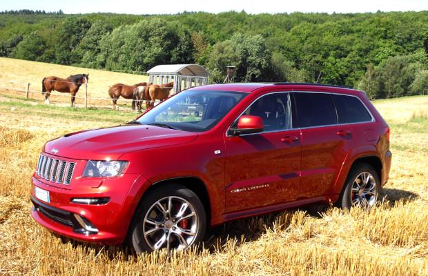 Großer Wow-Indianer: Jeeps neuer Grand Cherokee SRT ist fast Tempo 260 schnell