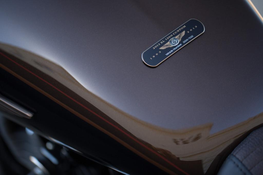 Harley-Davidson präsentiert limitierte Geburtstags-Editionen