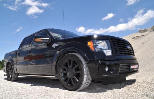 Heißsporn von Ford: Tuning-Pick up mit 558 PS