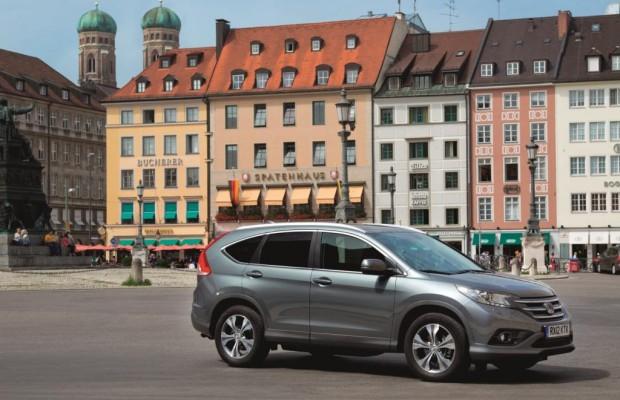 Honda CR-V - Crossover mit Kuschelfaktor