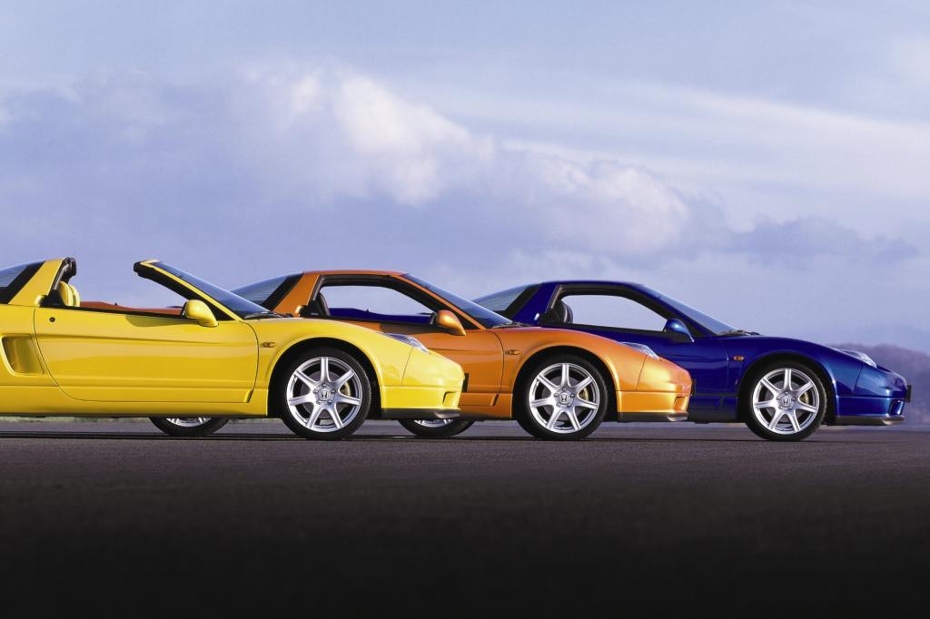 Honda NSX 1990 bis 2005