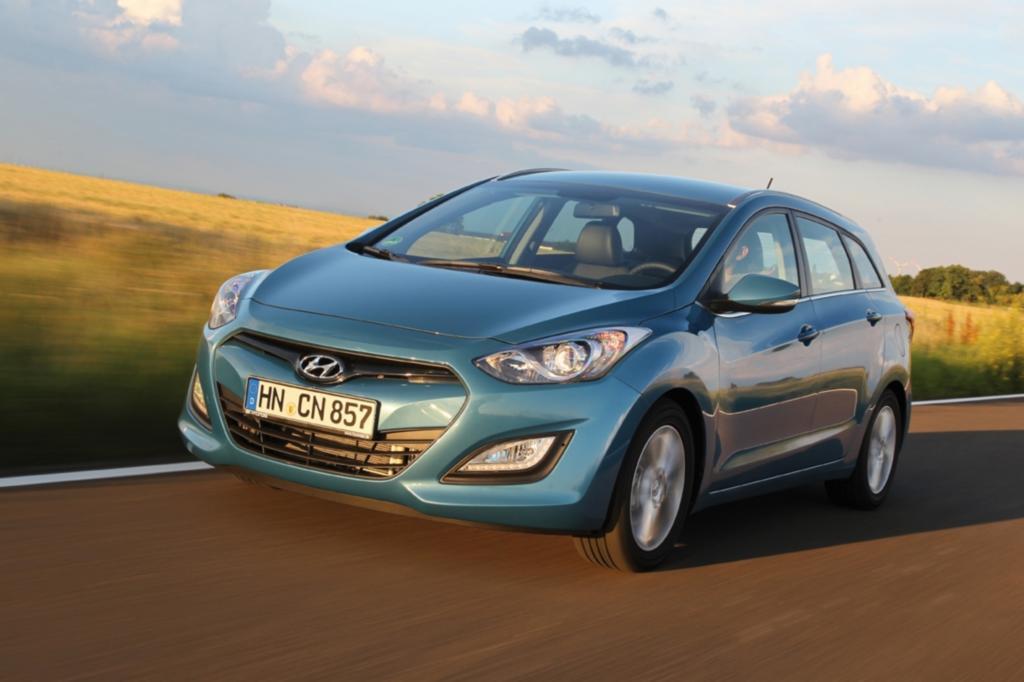 Hyundai i30 cw als Sondermodell - Mehrausstattung zum Marktstart