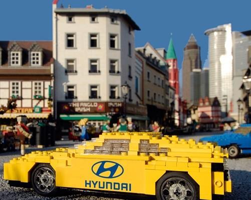 Hyundai veranstaltet Familientage im Legoland Deutschland