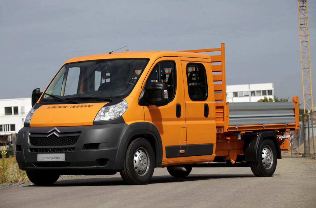 IAA 2012: Citroen zeigt 15 Sonderlösungen für Berlingo und Jumpy