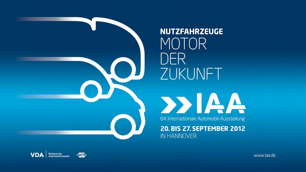 IAA 2012: Preise für besten Transporter und Trailer-Innovation