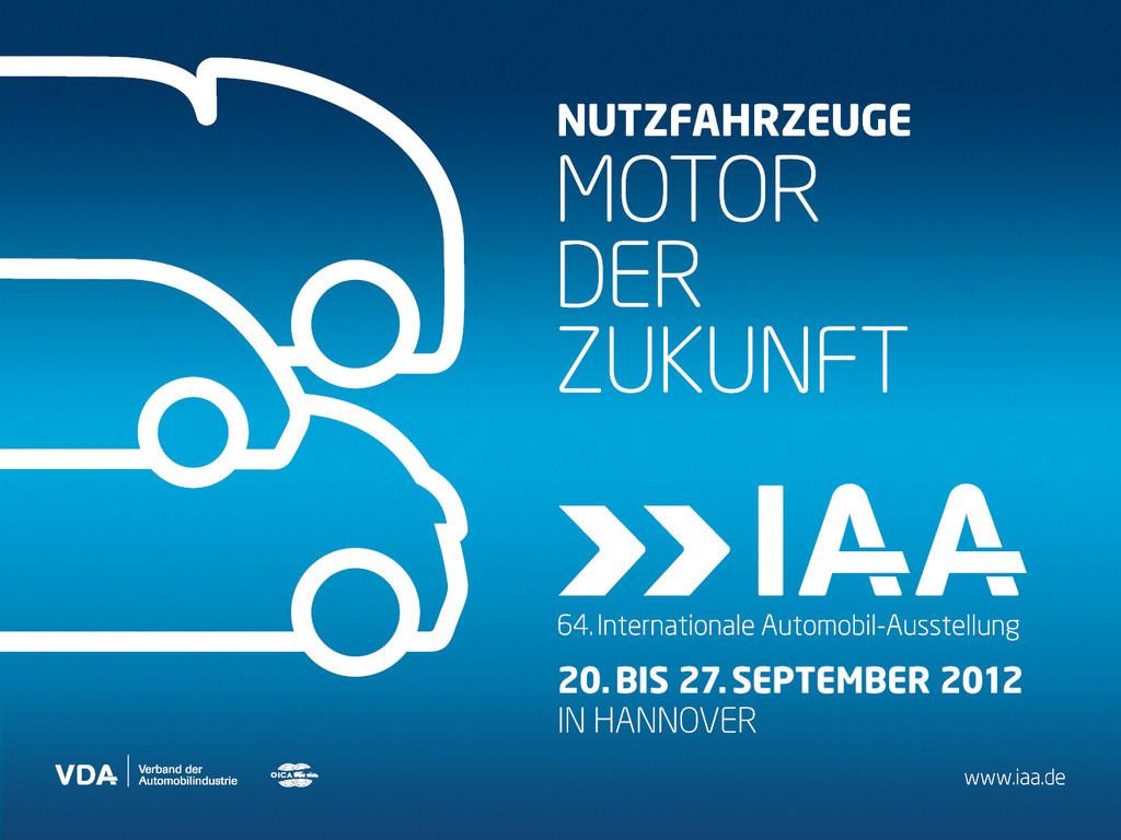 IAA 2012: Symposium zum Buslinien-Fernverkehr