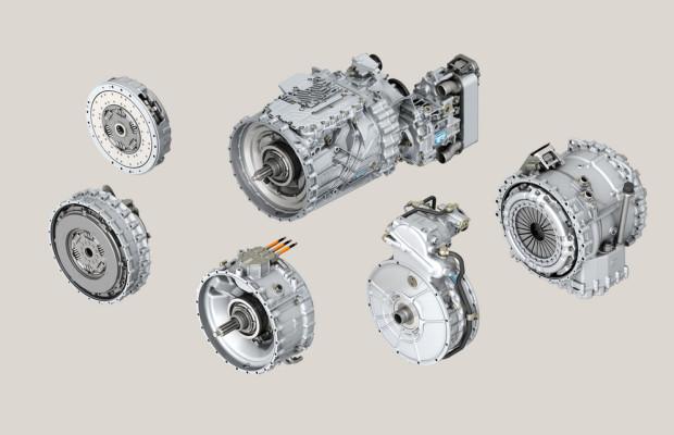 IAA 2012: ZF mit modularem Getriebe für schwere Lkw