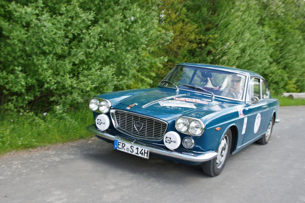 Klassiker: Lancia Flavia Coupe - Die klassische Tugend