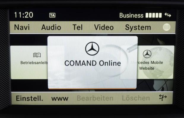 Kommunikationssysteme im Auto drängen den Handel zurück