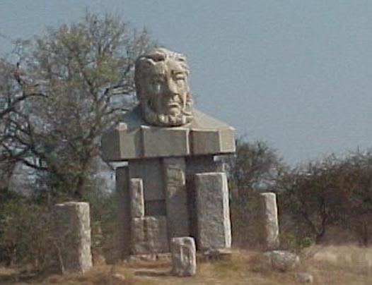 Kruger-Denkmal - Bild: Wikipedia