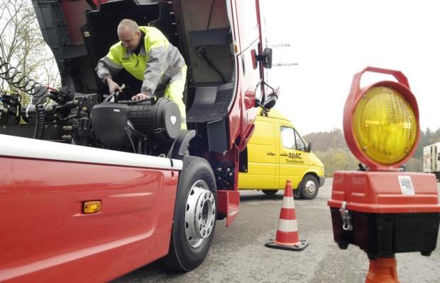 Lkw-Pannen: Standzeit in Deutschland am kürzesten