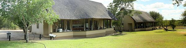 Lodges des Open Rest Camps - Bild: Wikipedia