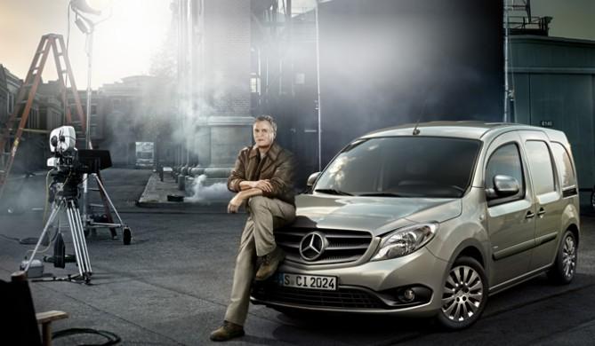 MacGyver is back - zusammen mit Mercedes Benz