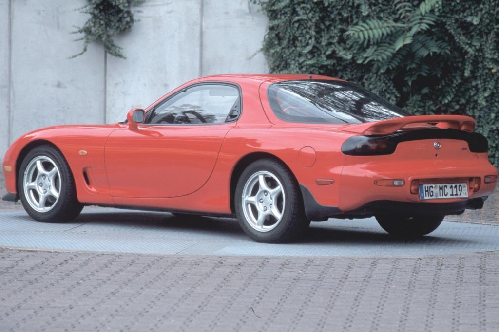 Mazda RX-7 ab 1992