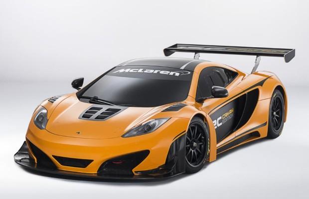 McLaren 12C Can-Am Edition - Fit für die Rennstrecke
