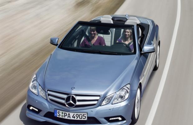 Mercedes-Benz Cabrios auf Wachstumskurs