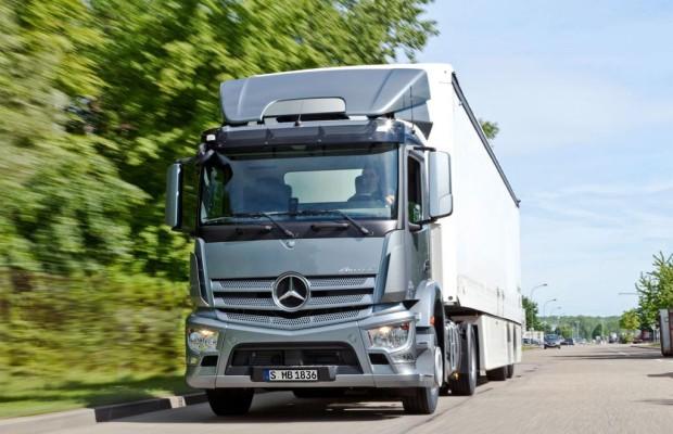 Mercedes-Benz Lkw: Produktionsstart für den Antos
