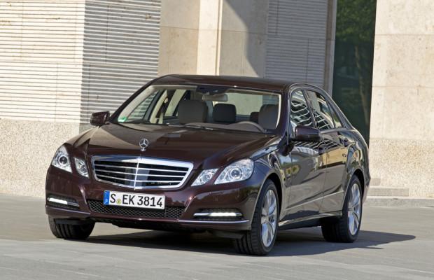 Mercedes-Benz verkauft weltweit über 13 Millionen Fahrzeuge im E-Klasse-Segment