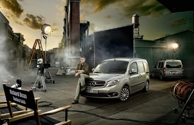 Mercedes-Benz wirbt mit MacGyver für den Citan