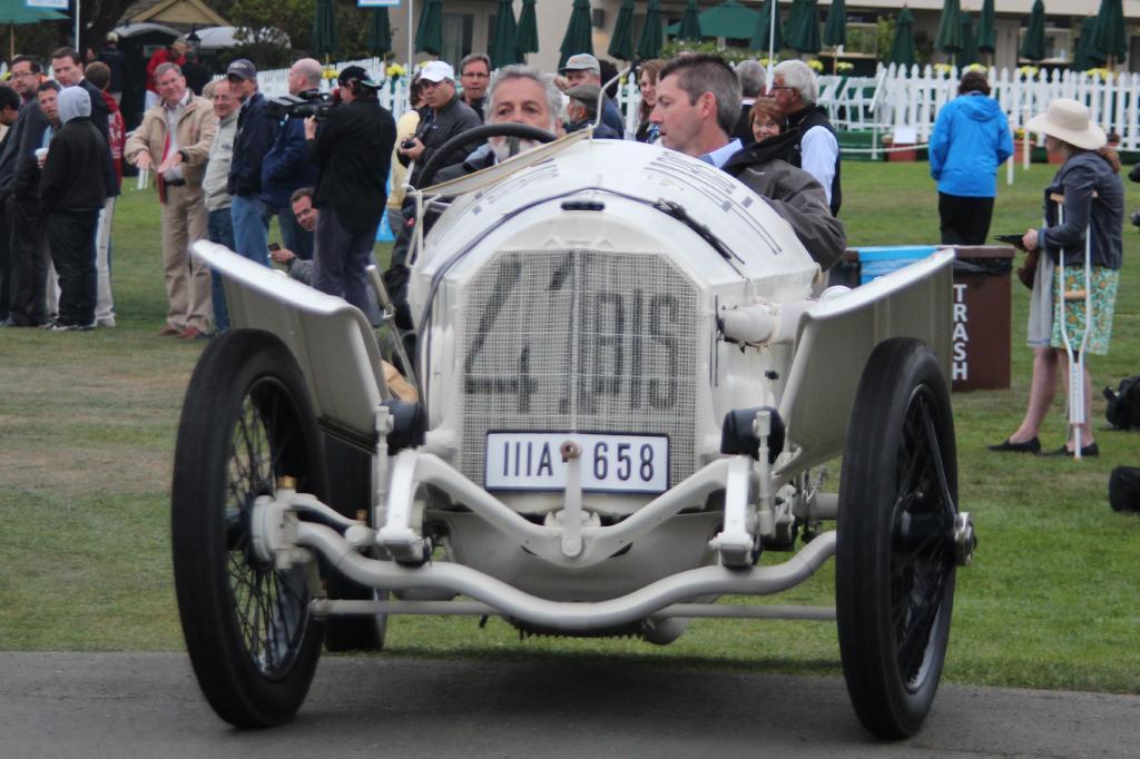 Mercedes SS Roadster von 1929