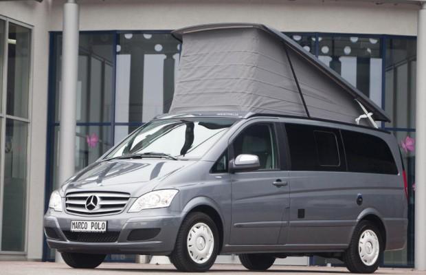 Mercedes Wohnmobile - Fünf Neuheiten fürs Reisen