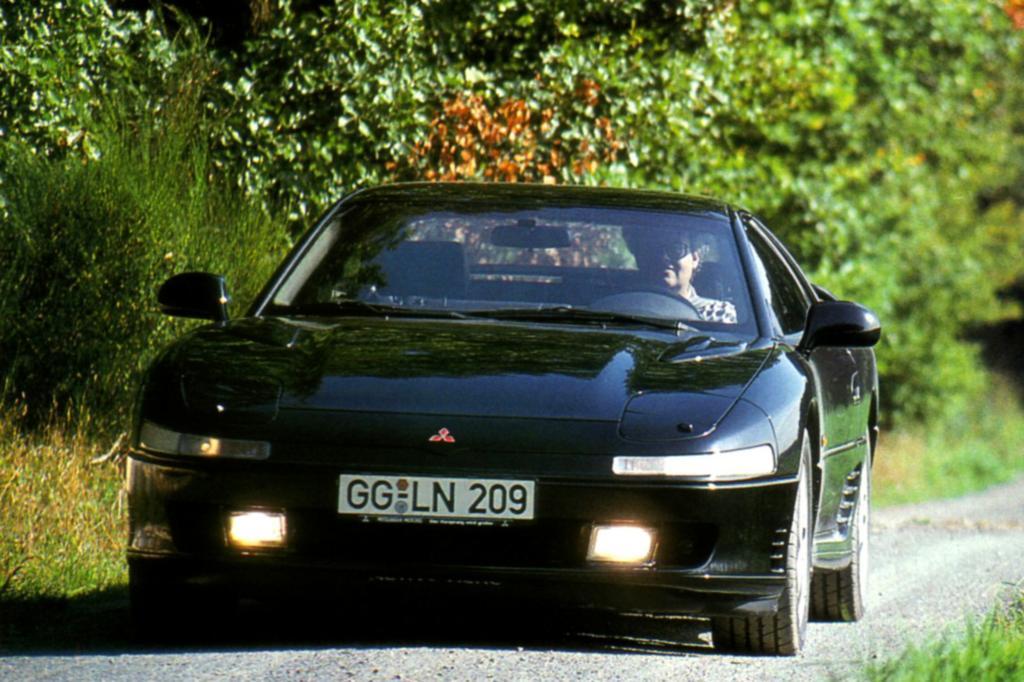 Mitsubishi 3000 GT ab 1992