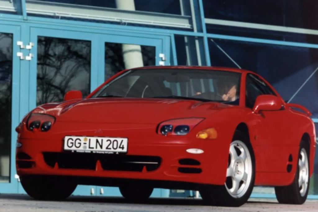 Mitsubishi 3000 GT ab 1995
