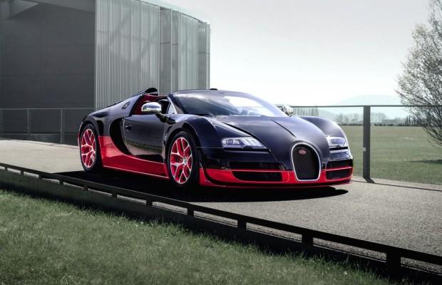 Moskau 2012: Bugatti: Roadster mit 1200 PS