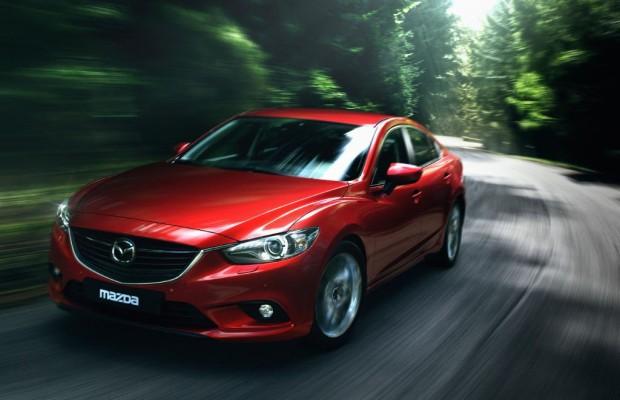 Moskau 2012: Der neue Mazda6 - Designer-Ware