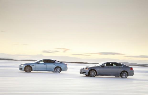 Moskau 2012: Jaguar ab 2013 auch mit Allradantrieb