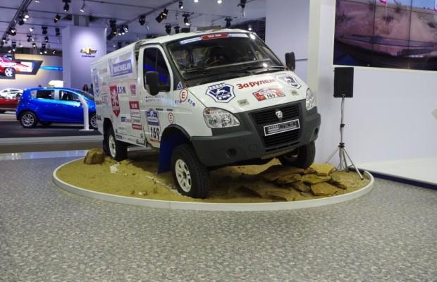 Moskau 2012: Nicht nur Luxus aus dem Osten