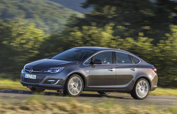 Moskau 2012: Opel feiert vier Weltpremieren