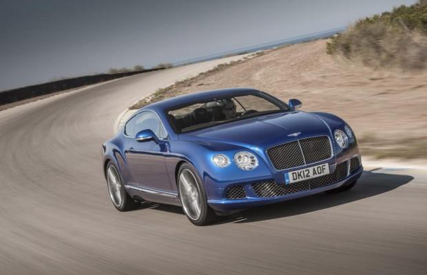 Moskau 2012: Premiere für den Bentley Continental GT Speed