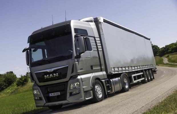 Neue Euro-6-Lastkraftwagen: Sanfter Gasfuß gefragt
