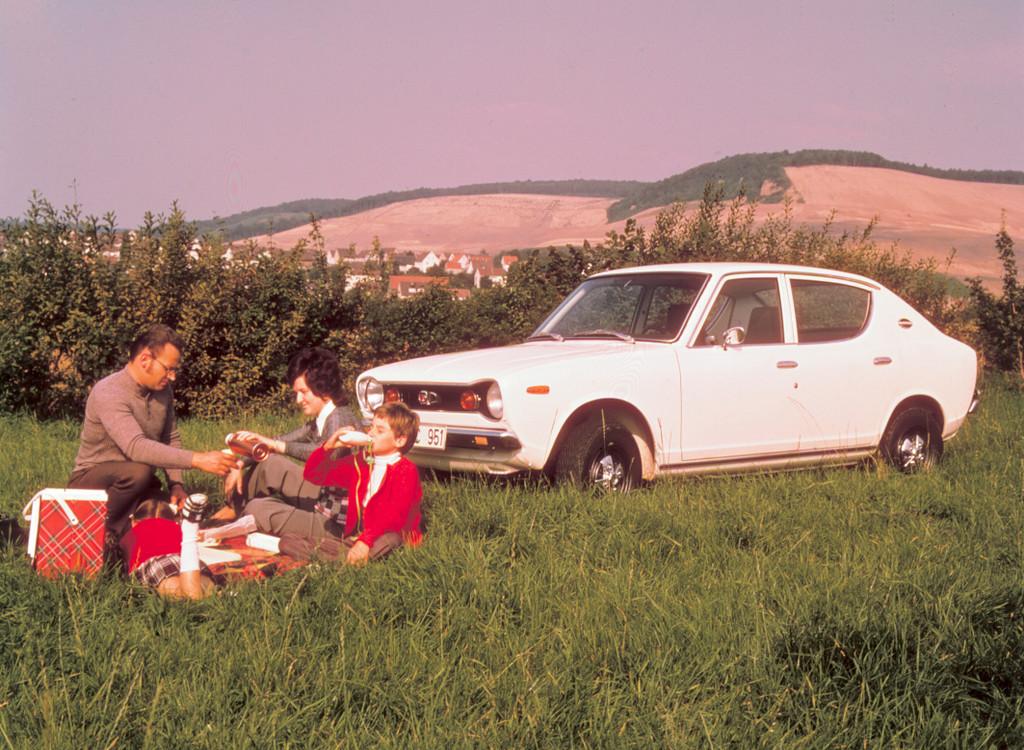 Nissan-Historie (3): Die Kraft der Kirsche