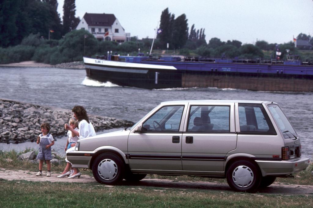 Nissan-Historie (4): In der Variabilität weit voraus