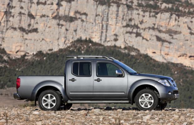 Nissan Navara mit neuer Einstiegmotorisierung